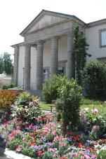L'ancien tribunal, devenu maison des services publics en 2012.